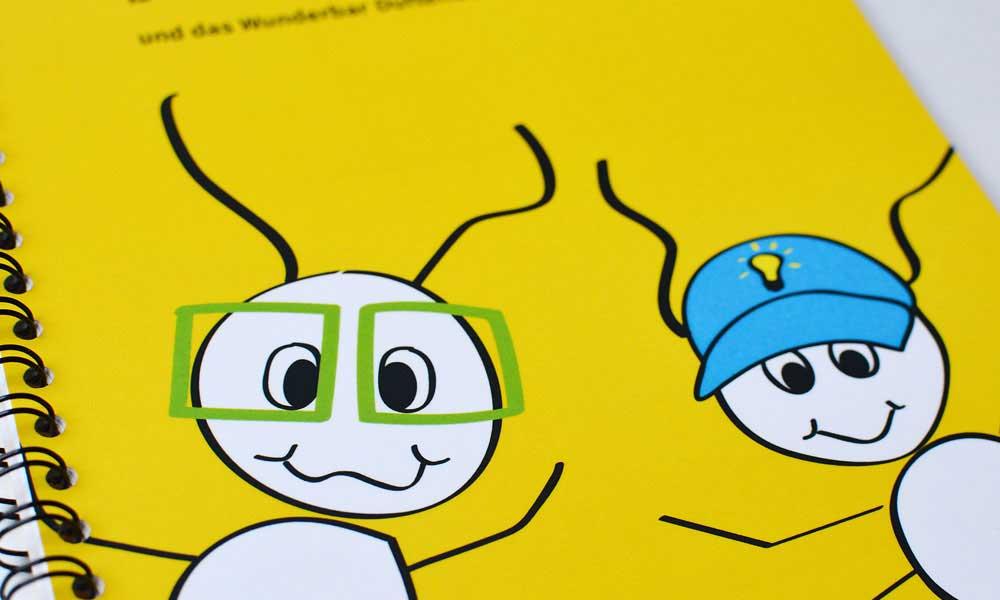 Fred und Nils die zwei Ameisenbrüder